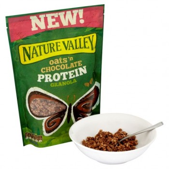 Nature Valley Oats And Chocolate Granola 360G