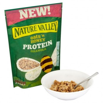 Nature Valley Oats And Honey Granola Bag 360G