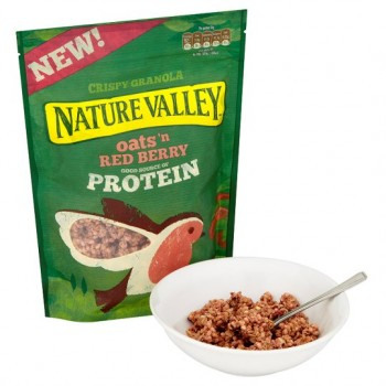 Nature Valley Oats And Red Berry Granola 360G
