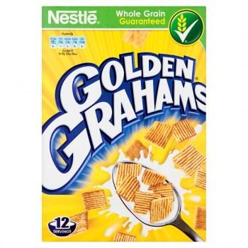 Nestle Golden Grahams Cereal 375G