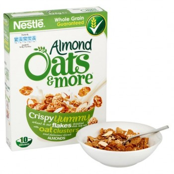 Nestle Oats And More Almond Cereal 425G