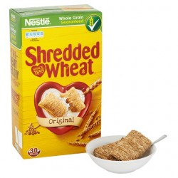 Nestle Shredded Wheat Cereal 30'S