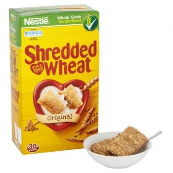 Nestle Shredded Wheat Cereal 30'S