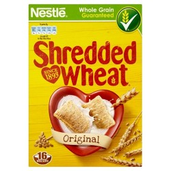 Nestle Shredded Wheat Cereal 360G