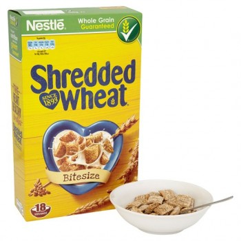 Nestle Shredded Wheat Cereal Bitesize 750G