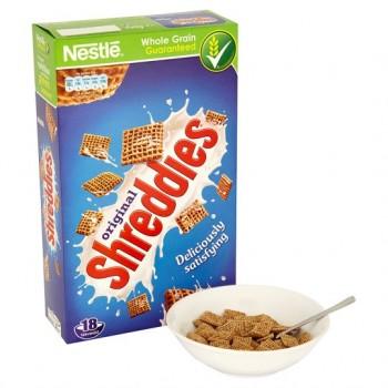 Nestle Shreddies Cereal 750G
