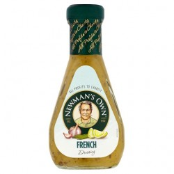 Newman's Own French Dressing 250Ml