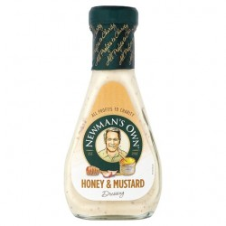 Newmans Own Honey And Mustard Dressing 250Ml