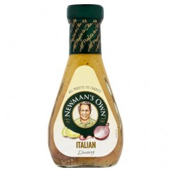 Newmans Own Italian Dressing 250Ml