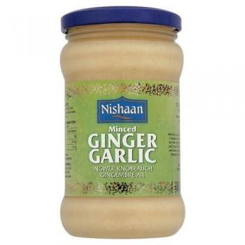 Nishaan Ginger Garlic Paste 283G