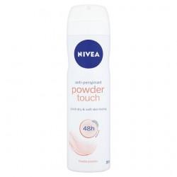 Nivea Deodorant Powder Touch Antiperspirant Deodorant 150Ml