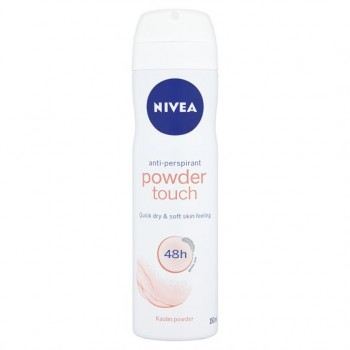 Nivea Deodorant Powder Touch Antiperspirant Deodorant 150Ml