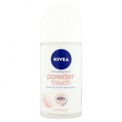 Nivea Deodorant Powder Touch Roll On 50Ml