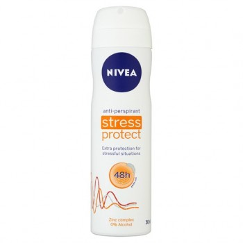 Nivea Deodorant Stress Protect Female 150Ml