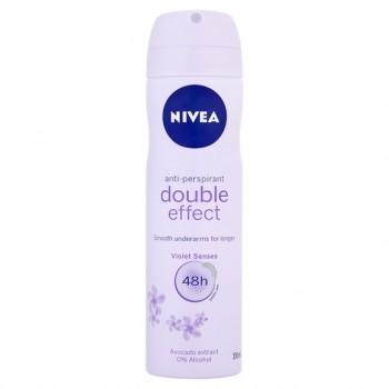 Nivea Double Effect Antiperspirant Deodorant 150Ml