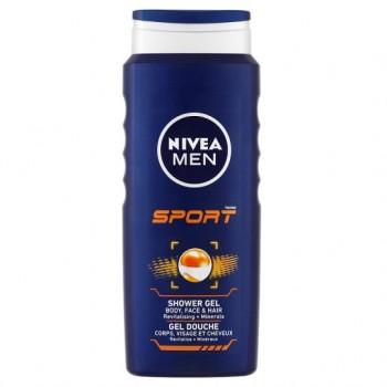 Nivea For Men Sport 500Ml