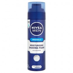 Nivea Men Original Foam 200Ml