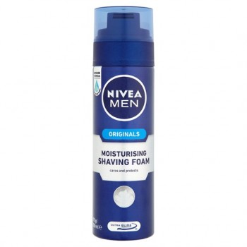 Nivea Men Original Foam 200Ml