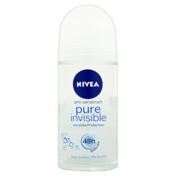 Nivea Pure Roll-On 50Ml