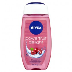 Nivea Shower Power Fruits Delight 250Ml