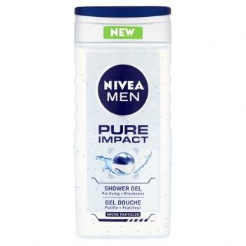 Nivea Shower Pure Impact 250Ml