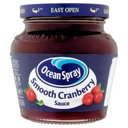 Ocean Spray Smooth Cranberry Sauce 250G