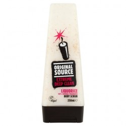 Original Source Liquorice Body Scrub 250Ml
