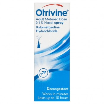 Otrivine Adult Metered Dose Nasal Spray 10Ml