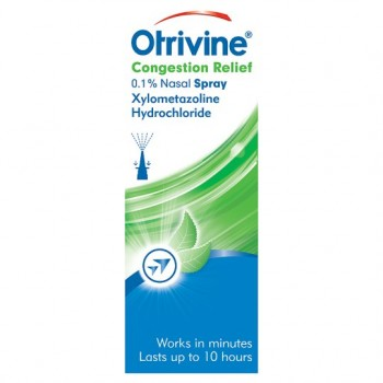 Otrivine Congestion Relief 10Ml