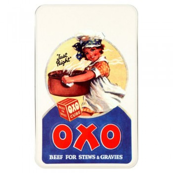 Oxo Retro Tin 18 Pack 106G