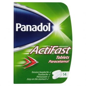Panadol Actifast 14S