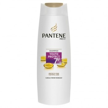 Pantene Youth Protect Shampoo 250Ml