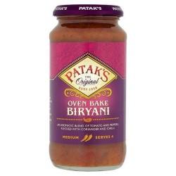 Patak's Biryani Cooking Sauce 450G