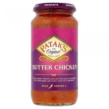Pataks Butter Chicken Cooking 450G