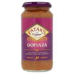 Pataks Dopiaza Sauce 450G