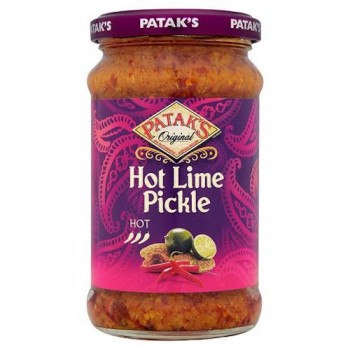 Pataks Hot Lime Pickle 283G