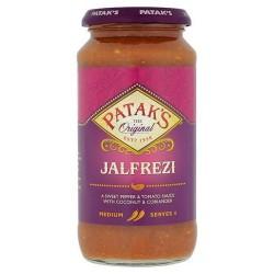 Pataks Jalfrezi Cooking Sauce 450G