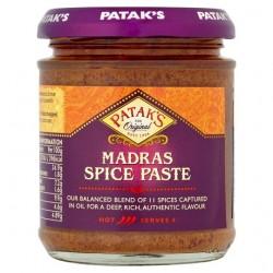 Patak's Madras Paste 165G