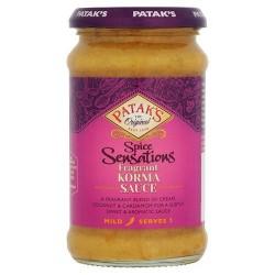 Patak's Spice Sensations Korma 285G