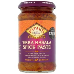 Pataks Tikka Masala Paste Medium 283G