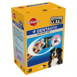 Pedigree Denta Stix Large Dogs 28 Pack