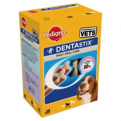 Pedigree Denta Stix Med Large Dogs 28 Stick