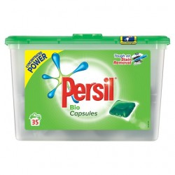 Persil Biological Washing Capsules 35 Wash 920G