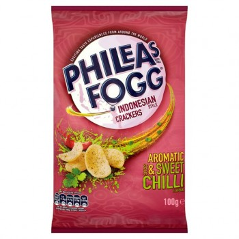 Phileas Fogg Indonesian Cracker 100G