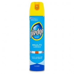 Pledge Multi- Surface Classic 250Ml
