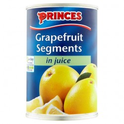 Princes Grapefruit In Juice 411G
