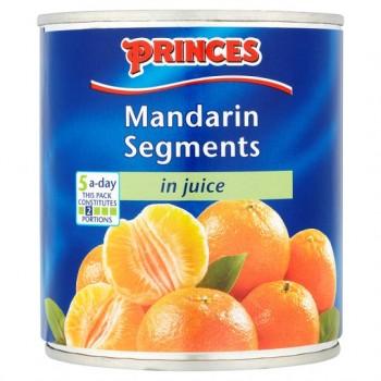 Princes Mandarins In Juice 298G
