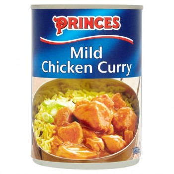 Princes Mild Chicken Curry 400G
