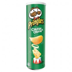 Pringles Cheese And Onion 190G