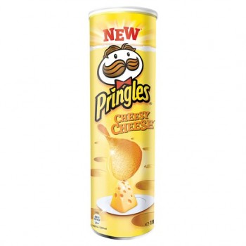Pringles Cheesy Cheese 190G